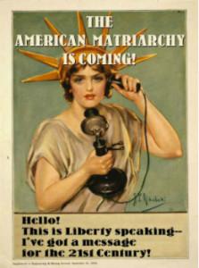 matriarchy 45 percent